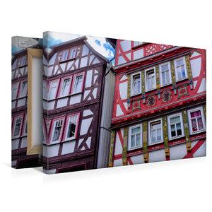 Premium Textil-Leinwand 45 cm x 30 cm quer Oberstadt