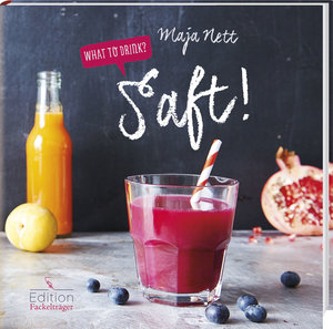What to drink? Saft!