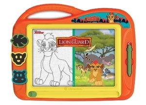 Die Zaubertafel, Die Garde der Löwen