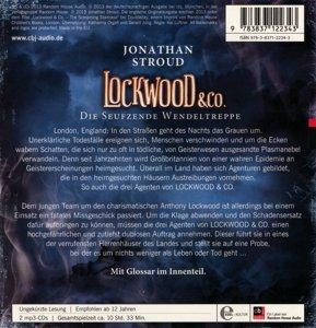 Lockwood & Co 01. Die seufzende Wendeltreppe