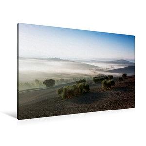 Premium Textil-Leinwand 90 cm x 60 cm quer Blick ins Val d\'Orci