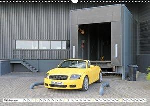 Roadster Sportwagen (Wandkalender 2020 DIN A3 quer)