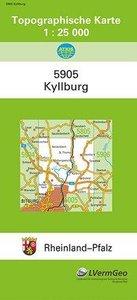 Kyllburg 1 : 25 000