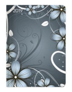 Ladytimer Blue Blossoms 2019