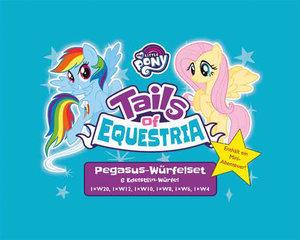 Tails of Equestria: Pegasus-Würfelset
