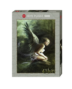 Elixier Puzzle Forest 1000 Teile