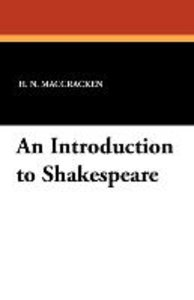 An Introduction to Shakespeare