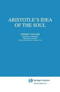 Aristotle's Idea of the Soul