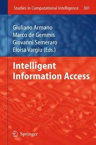 Intelligent Information Access