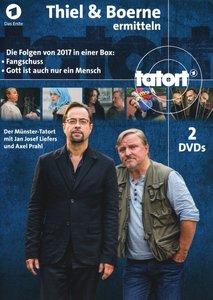 Tatort Münster - Thiel und Boerne ermitteln