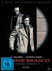 Donnie Brasco - Extended Edition + Kinofassung (Limited Edition
