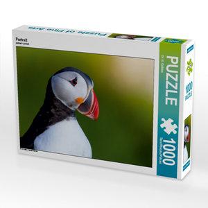 Portrait 1000 Teile Puzzle quer