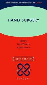 Oxford Specialist Handbook of Hand Surgery