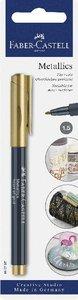 Faber-Castell Metallics Marker BK Farbe 250