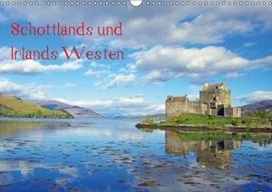 Schottlands und Irlands Westen (Wandkalender 2019 DIN A3 quer)