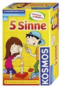 5 Sinne