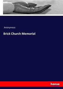 Brick Church Memorial