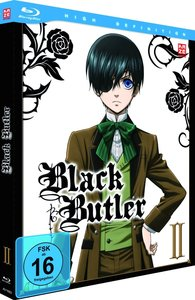 Black Butler - Blu-ray 2