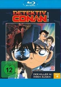 Detektiv Conan - 4. Film: Der Killer in ihren Augen - Blu-ray