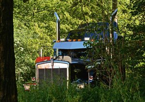 KENWORTH W900B - Gigant der Straße (Tischaufsteller DIN A5 quer)