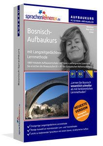 Sprachenlernen24.de Bosnisch-Aufbau-Sprachkurs