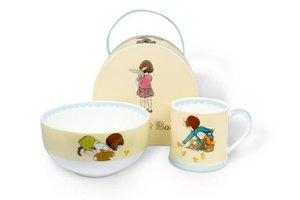 Belle & Boo Müslischale und Tasse