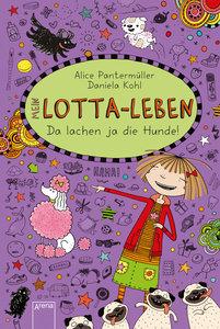 Lotta-Leben Bd. 14 Da lachen ja d. Hunde