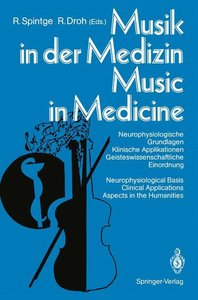 Musik in der Medizin / Music in Medicine