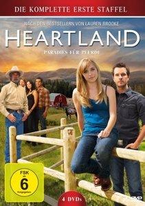 Heartland - Paradies für Pferde - Staffel 1