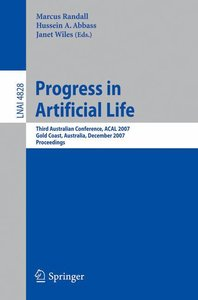 Progress in Artificial Life