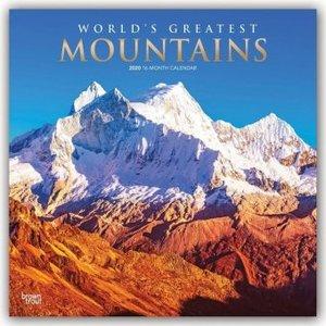 World\'s Greatest Mountains - Die höchsten Berge der Welt 2020 -