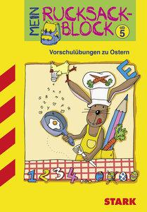 Rucksackblock Vorschule Ostern