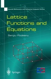 Lattice Functions and Equations