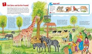 Was ist was Ting-Starter-Set Zoo. Kinderbuch Zootiere und Hörsti