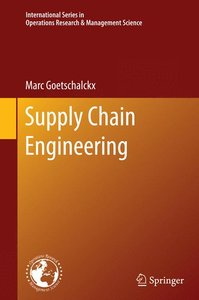 Supply Chain Engineering