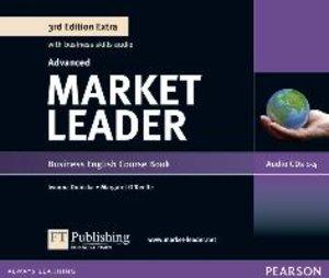 Market Leader Extra Advanced Class Audio CD