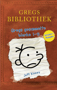 Gregs Tagebuch HC-Schuber