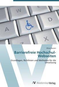 Barrierefreie Hochschul-Webseiten