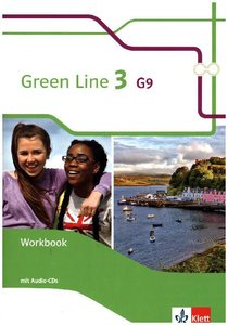Green Line 3. Workbook + Audio-CD. 7. Klasse G 9