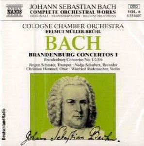 Brandenburg Konzerte I