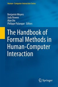 The Handook of Formal Methods in Human-Computer Interaction