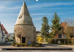 Rund um Ingelheim (Wandkalender 2019 DIN A2 quer)