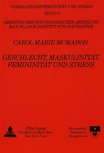 Geschlecht, Maskulinität, Femininität und Stress