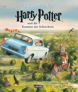 Harry Potter, Band 2: Harry Potter und die Kammer des Schreckens