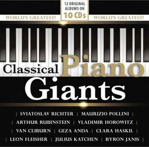 Piano Giants-Original Albums
