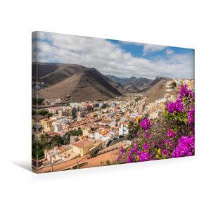 Premium Textil-Leinwand 45 cm x 30 cm quer San Sebastian