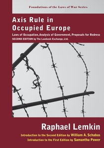 Axis Rule in Occupied Europe