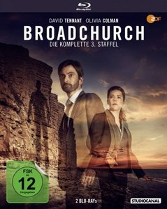 Broadchurch. Staffel.3, 2 Blu-rays
