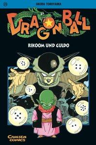 Dragon Ball 23. Rikum und Gorodo