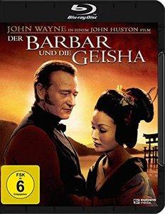 Der Barbar und die Geisha, 1 Blu-ray